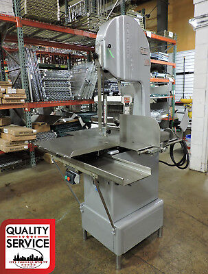 Butcher Boy B16-f Commercial Meat Band Saw - 3 Ph 208v