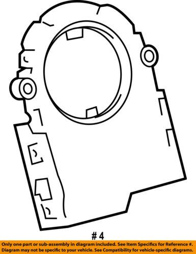 Toyota Oem Steering Gear Sensor 8924b0e020