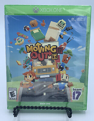 MOVING OUT Xbox One video game!! BRAND NEW!! Factory Sealed!!
