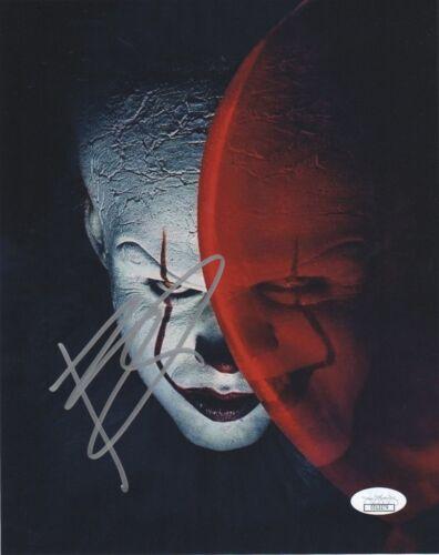 Bill Skarsgard IT Autographed Signed 8x10 Photo JSA COA #16