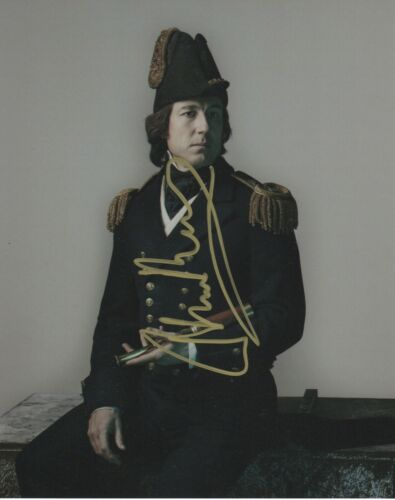 Tobias Menzies The Terror Autographed Signed 8x10 Photo COA 2019-6