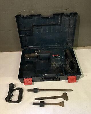 Bosch 11317evs Electric Demolition Demo Chipping Jack Hammer 34 Hex Bits
