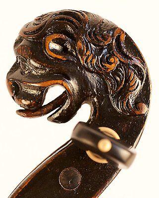 300 JAHRE ALTE feine ITALIENISCHE GEIGE 4/4  old violin violon скрипка cello