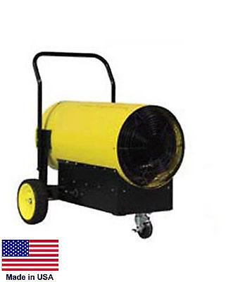 ELECTRIC HEATER - Commercial - 45 kW - 480 Volt - 3 Ph - 153,585 BTU - Portable