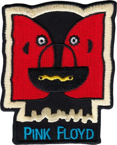 Patch - PINK FLOYD Division Bell Psychedelic Rock Music Band Sew Iron On #19152