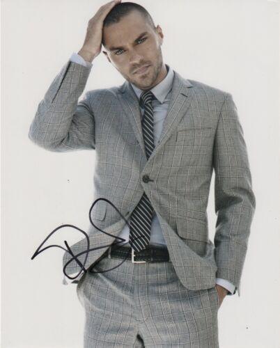 Jesse Williams Greys Anatomy Autographed Signed 8x10 Photo COA EF457