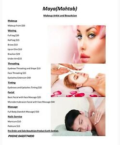 Beauty service Boondall Brisbane North East Preview