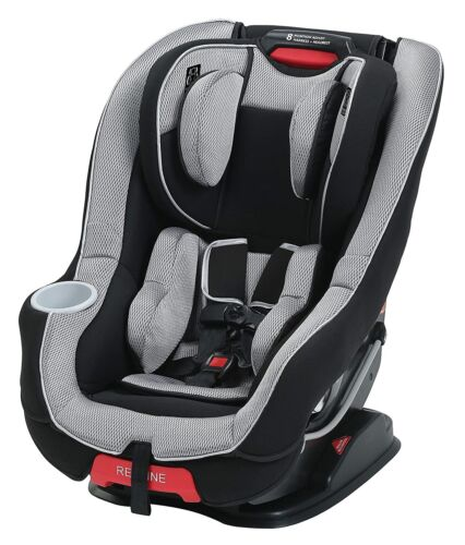 Graco Baby Size4Me 65 Convertible Child Safety Car Seat w Rapid Remove Matrix