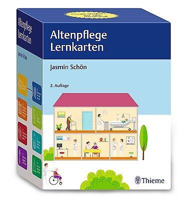 Altenpflege Lernkarten Schön, Jasmin