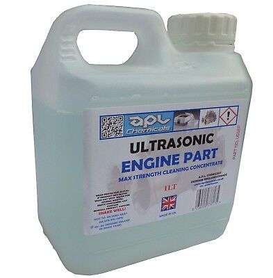 CARBURETTOR MACHINE PARTS ULTRASONIC CLEANING FLUID ENGINE PARTS FORMULA 1 LT