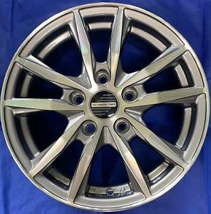 SET OF FOUR AUSCAR 15x6 5/114.3 et38 APEX Blacktown Blacktown Area Preview