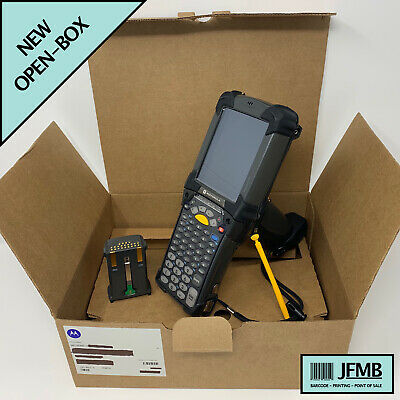 Zebra Motorola Zebra Mc9190 Laser 1d 2d Wireless Barcode Scanner Windows 6.5 Pda