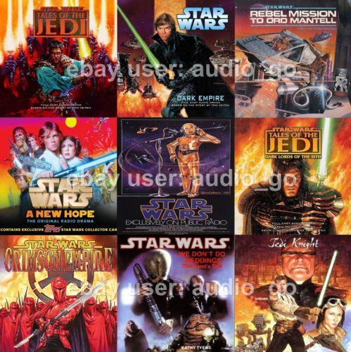 Star Wars Audiobooks