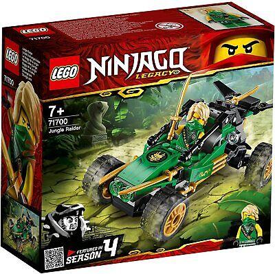Lego 71700 Ninjago Jungle Raider