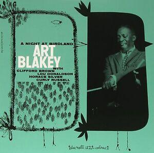 Art Blakey Night At Birdland 2 vinyl LP NEW sealed