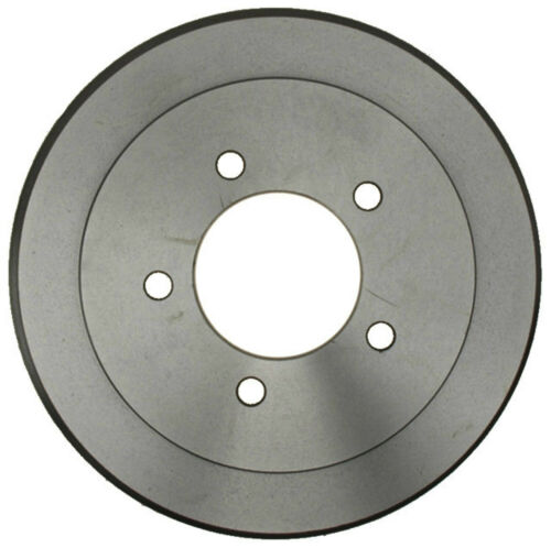 Patriot Rear Blank Brake Rotors+Semi-Met Brake Pads For 2007-2008 Jeep Compass