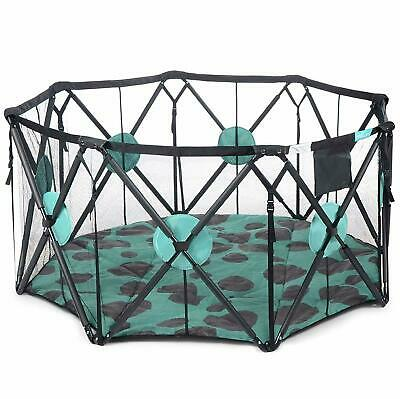 PLAYPEN Large  Portable Baby Kids Toddler Play Yard Cushioning Safety for sale  Shipping to South Africa