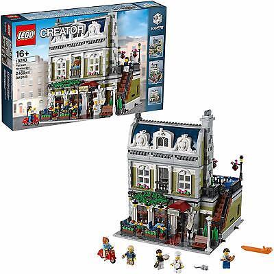 BRAND NEW AND SEALED LEGO 10243 CREATOR EXPERT PARISIAN RESTAURANT