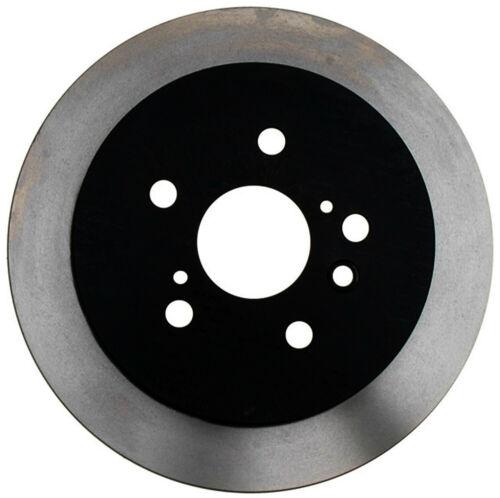 ACDelco 18A1682A Advantage Non-Coated Rear Disc Brake Rotor