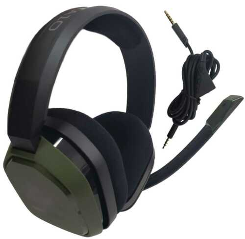 Logitech Astro A10 Call Of Duty Wired Gaming Headset 939-001507 - Green/Black