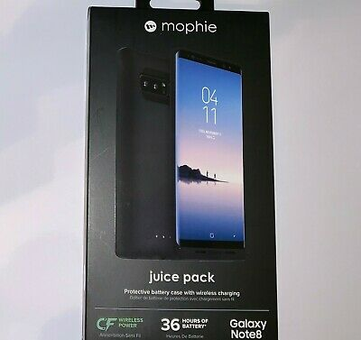Mophie Juice Pack Battery Case For Samsung Galaxy Note 8...
