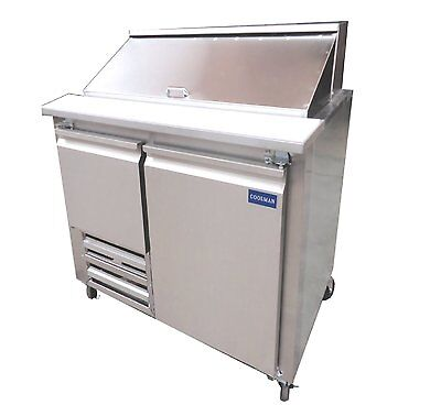 Coolman Commercial 1-12 Door Refrigerated Sandwich Prep Unit 36