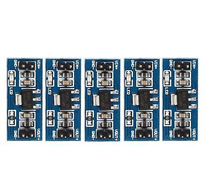3v Out 5v To 12v In Ams1117-3.0 Step-down Linear Voltage Regulator Module