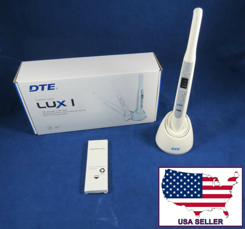 Dental Curing Light LED Lamp DTE Light Cure LUX I