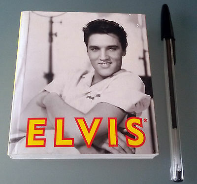 ELVIS  Libro fotografico tascabile con centinaia di foto life in picture Presley