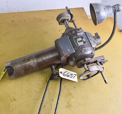 K.o. Lee Main Spindle Motor Shafts Model 300 Cutter Grinder Ctam 6657