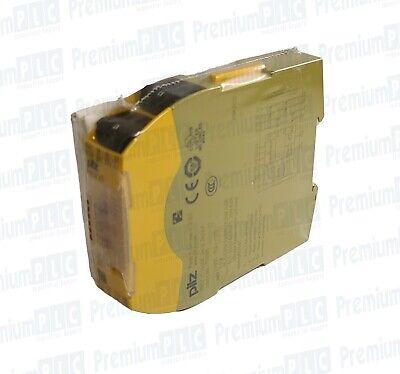 New Pilz Pnoz S5 24vdc 2no 2no T Sigma Safety Relay 24vdc Ident. No. 750105