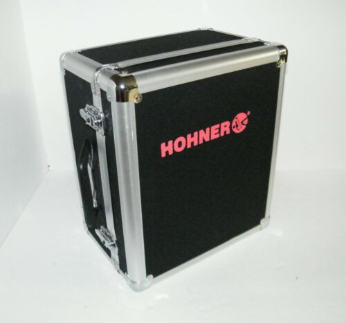 Hohner 10X - Accordion Case - Fits HA-3000 Erica, HA-2815 Vienna & 1622 Dbl Ray