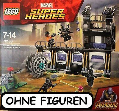 LEGO® Marvel Super Heroes 76103 Corvus Glaives Attacke NEU OVP/_ NEW MISB NRFB
