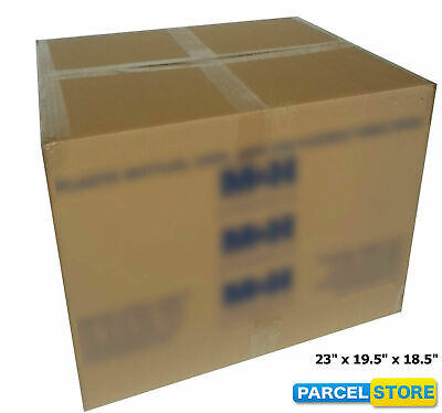 10 X Extra Large Recycled Cardboard Removal Boxes 23
