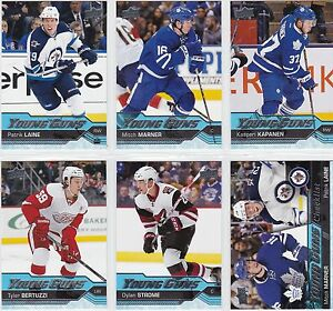 2016-17-UD-Series-2-Young-Guns-Rookie-Cards-U-Pick-FREE-COMBINED-SHIPPING