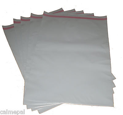 GREY POSTAL POST MAIL MAILING BAGS 5x   21