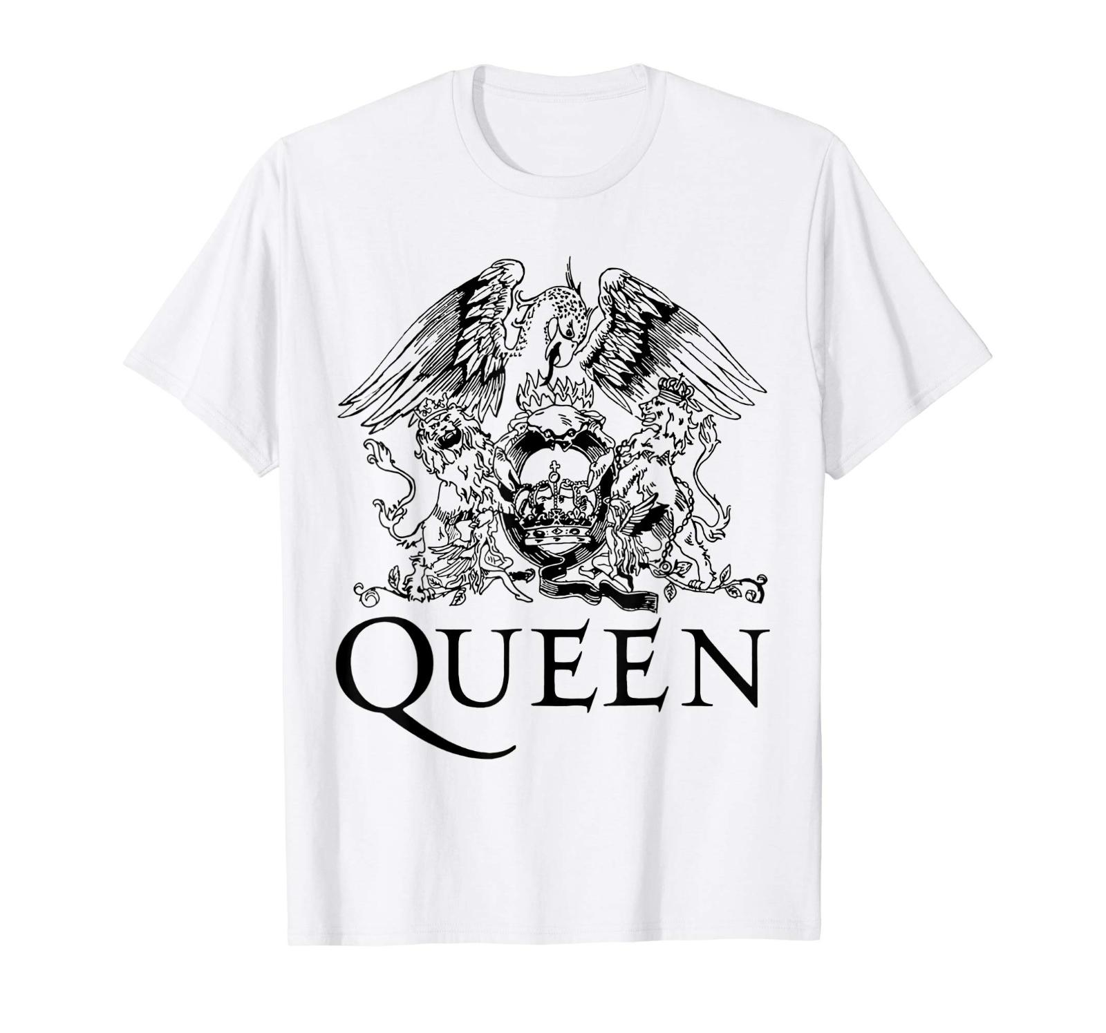 Queen band T-Shirt For Men Women