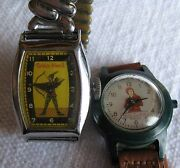 Davy Crockett Watch