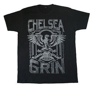 chelsea grin chain breaker t shirt s m l xl 2xl brand new official t shirt. Black Bedroom Furniture Sets. Home Design Ideas