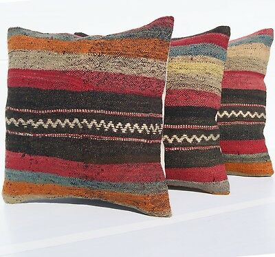 Suzani Pillow Turkish Kilim Pillow Kilim Pillow. Red,24x12 Inches Vintage Home Decor  Pillow Hand Made Wool Coton Pillow Cover Rug