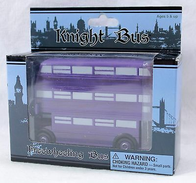 - Harry Potter Universal Studios Harry Potter The Knight Bus Toy Purple Triple