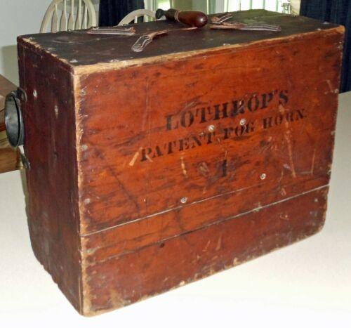 Rare Antique LOTHROP