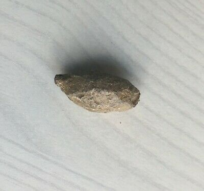 LAC ROMAN I-II cent BC lead Sling bullet - slingshot  28.17gr   AA5
