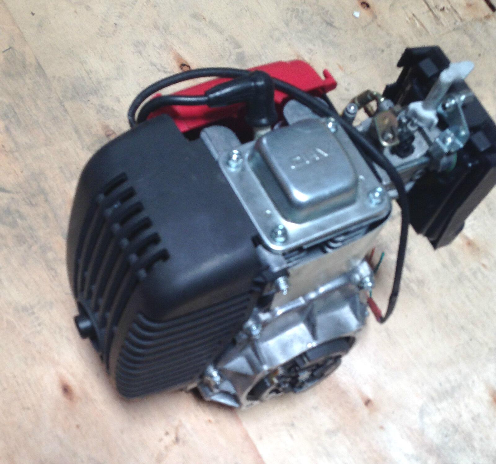 4 Stroke Engine Motor Bike Junk Parts Used 49cc Engine