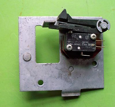 Vendo Can Soda 400 Series Vend Motor Actuator Switches Assembly