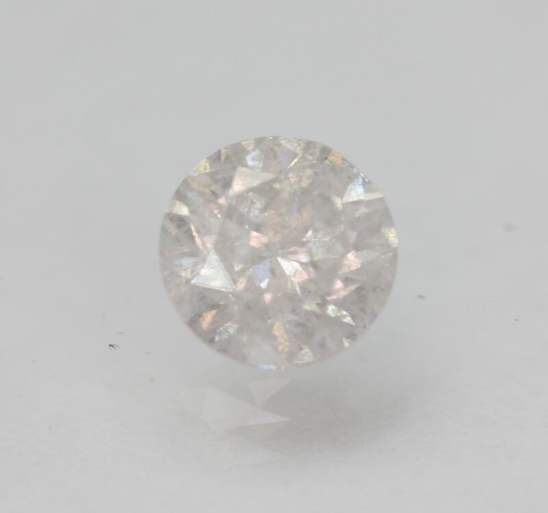 Certified 1.00 Carat D Color Round Brilliant Natural Loose Diamond 6.33mm