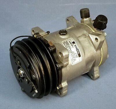 Sanden Compressor 8390 U508 S100 U8390 With Clutch