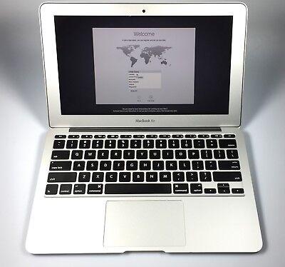 """Apple MacBook Air A1465 11.6"""" Laptop - MJVM2LL/A (March, 2015, Silver)"""