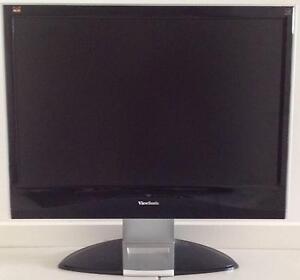 """Viewsonic VX2235WM LCD 22"""" (56cm) multimedia display monitor Bonython Tuggeranong Preview"""