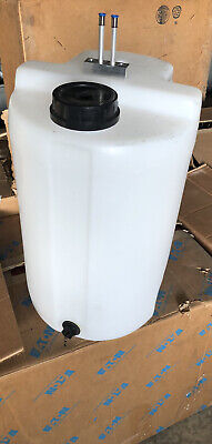 Plastic Poly Chemical Process Mixing Mixer Tank
